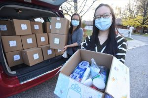 St. Robert CHS student and graduate nurtures hope with COVID-19 care packages