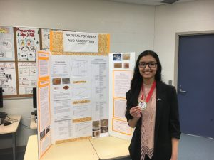 York Catholic Students Win Multiple Medals at York Region Science and Technology Fair
