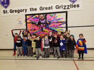 St. Gregory the Great CA duct tapes their principal to the wall to raise more than $20,000