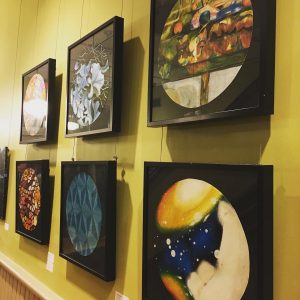 St. Maximilian Kolbe's Graduating Class of 2020 Debuts its Art Exhibit at the Aurora Cultural Centre