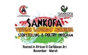 Free Storytelling and Poetry Program for Black students in Grades 5 – 7