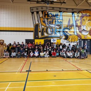 St. Theresa of Lisieux brings community together through basketball