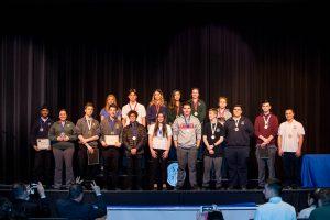 York Catholic students show-off their skills