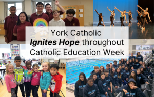 Catholic Education Week