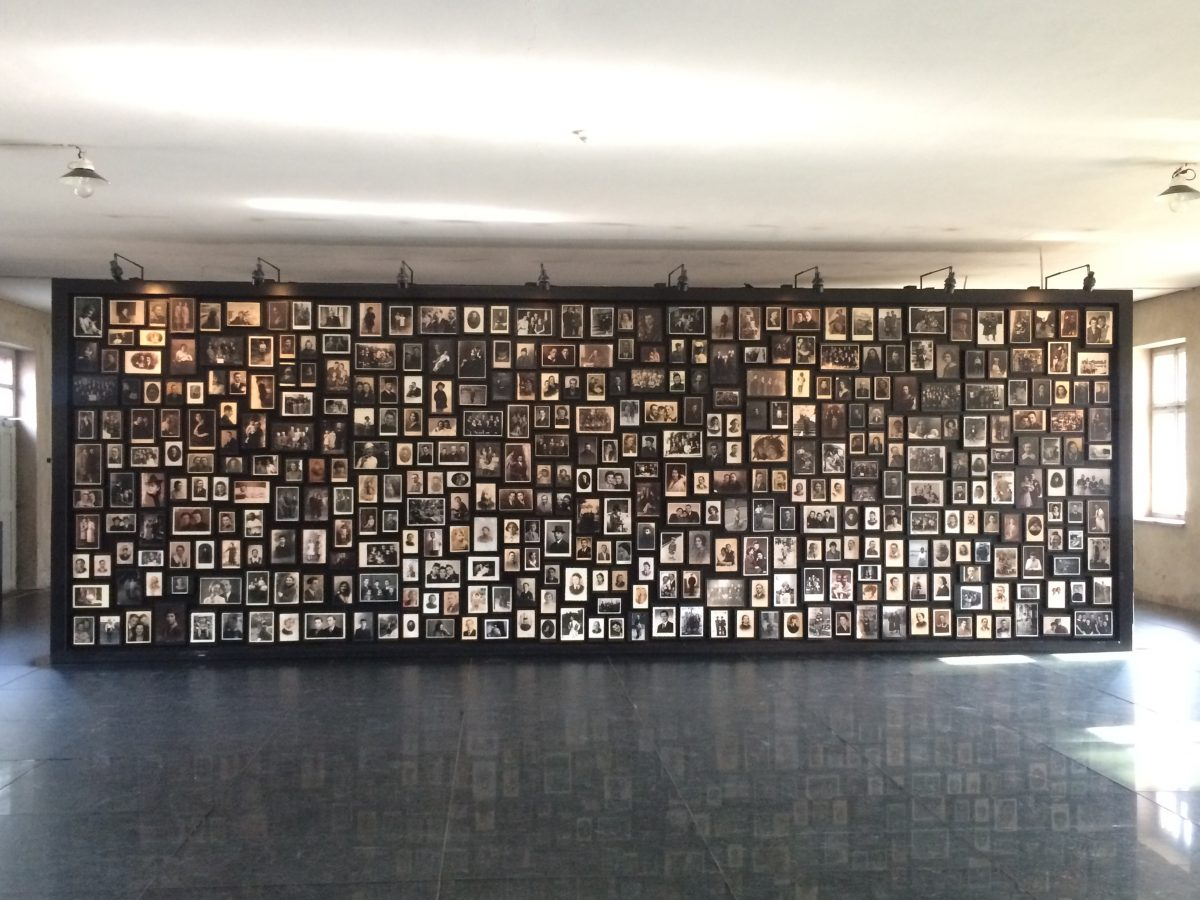 The Holocaust in History and Living Memory