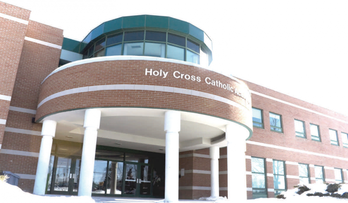 Holy Cross CA's Special Education Information Night
