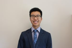 Meet your new 2018-19 Junior Student Trustee, Matthew Ho