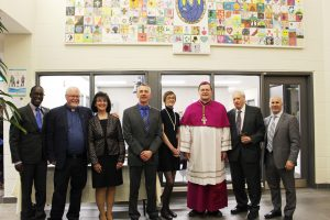 Our Lady of Good Counsel Solemn Blessing and Official Opening of its New Building