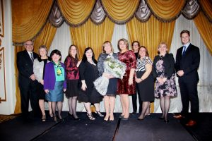 YCDSB Trustees, Staff, Parents and Community Partners  Honour Director of Education, Patricia Preston, at Retirement Dinner