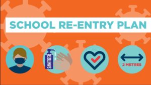 2021-2022 School Re-entry Plan for Families