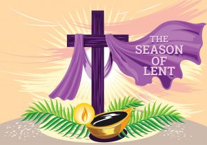 Lent is a journey that moves us toward the cross