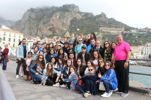 St. Theresa of Lisieux and St. Robert Catholic High Schools Embarked on the 6th Annual  March Break Italy Tour