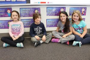 Elementary French Immersion Applications Now Available