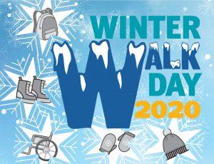 Winter Walk Day – Wednesday, February 5, 2020